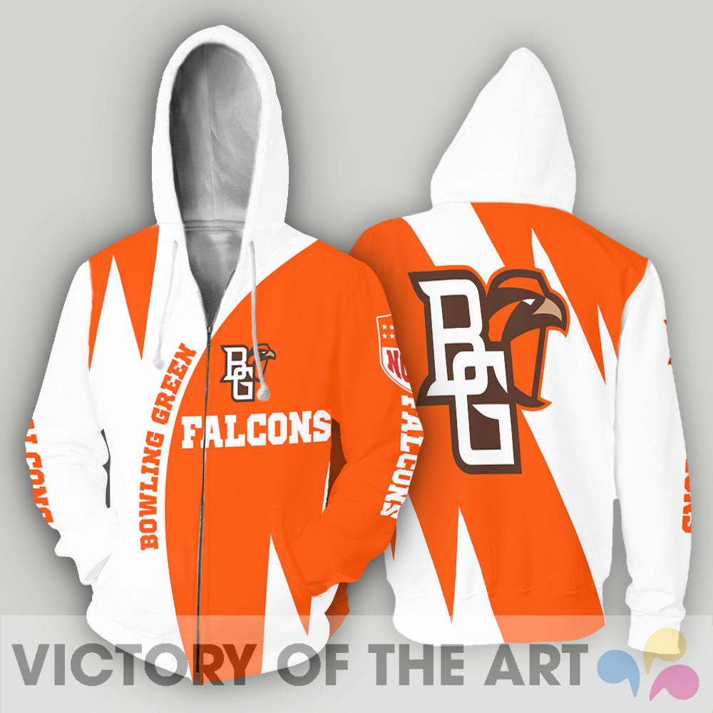 Stronger With Unique Bowling Green Falcons Hoodie