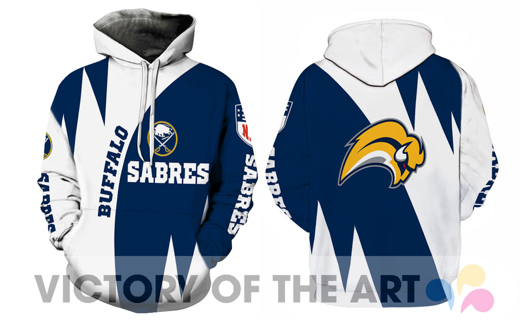 Stronger With Unique Buffalo Sabres Hoodie