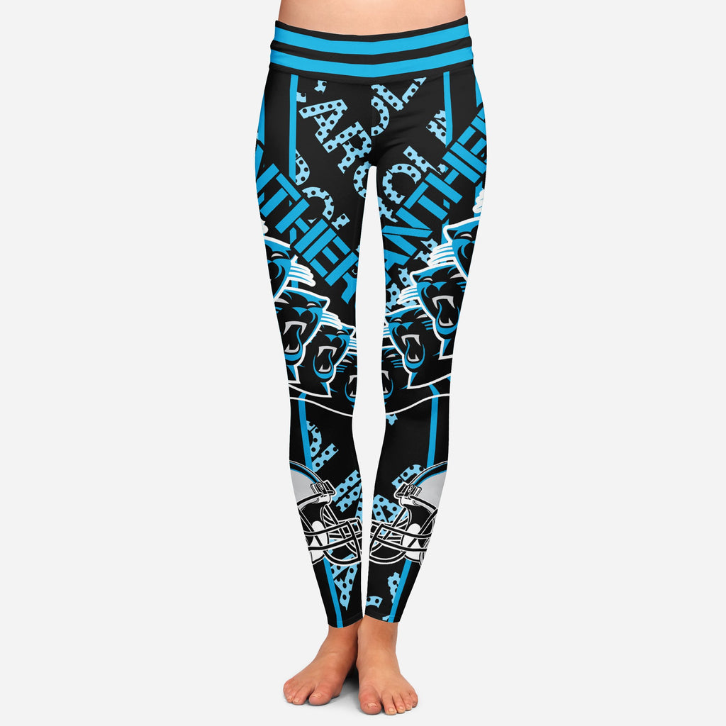 Sign Marvelous Awesome Carolina Panthers Leggings