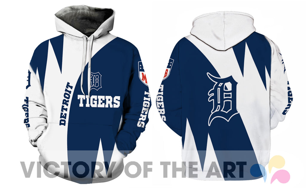 Stronger With Unique Detroit Tigers Hoodie