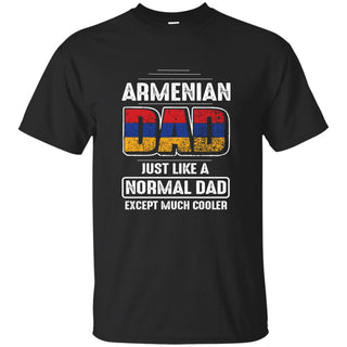 I Am A Special Armenian Dad In Cool T Shirt