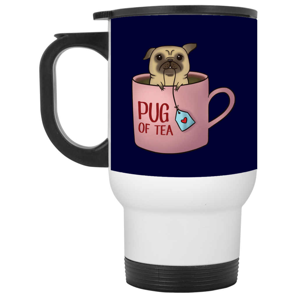 Pug Of Tea Pug Mugs