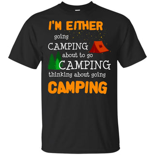 This Is Definitely Camping Lover T Shirt V2
