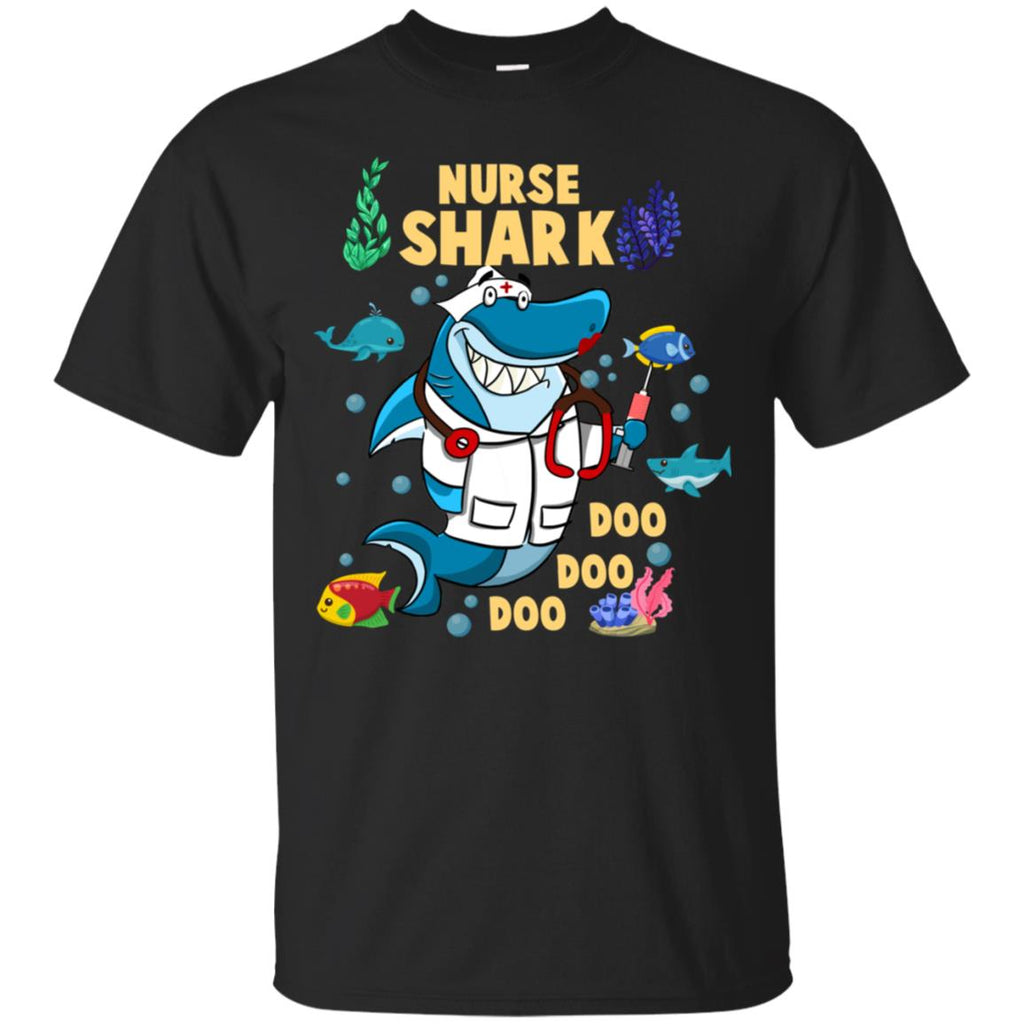 Nurse  Shark Doo Doo Doo T Shirts