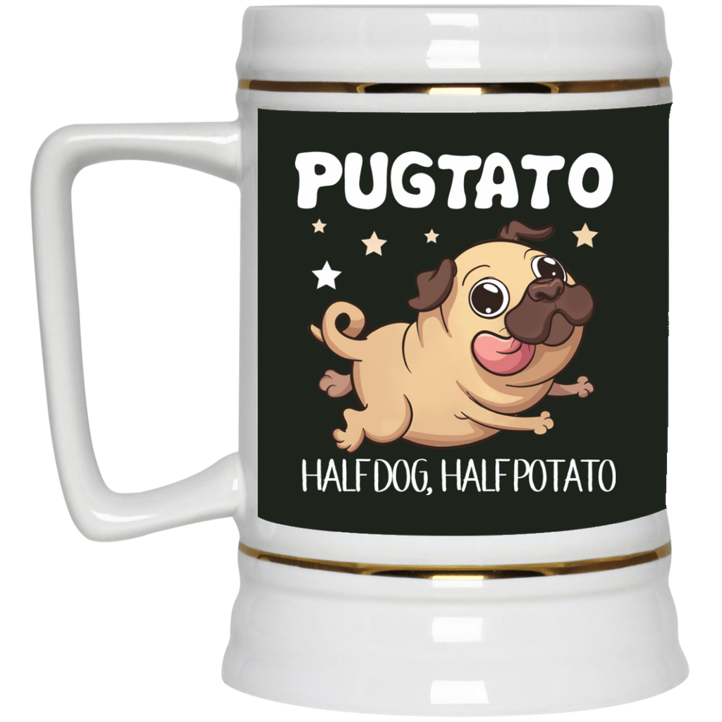 Pugtato Pug Mugs For Lovers