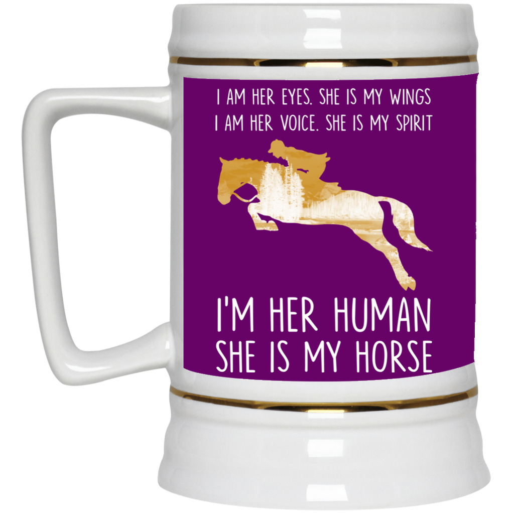 Nice Horse Mugs - She Is My Horse, is cool gift for your friends