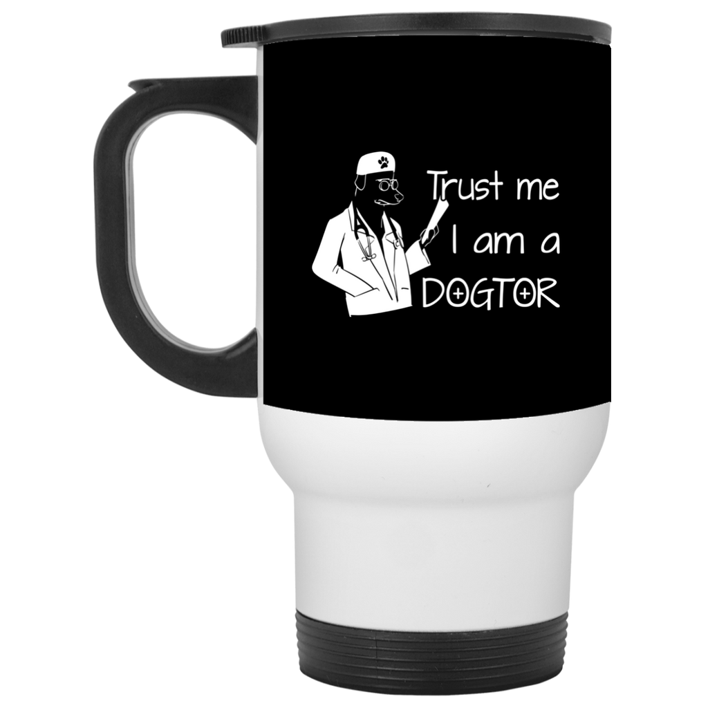 Funny Dog Mugs. Trust Me I Am Dogtor, is best gift for friends