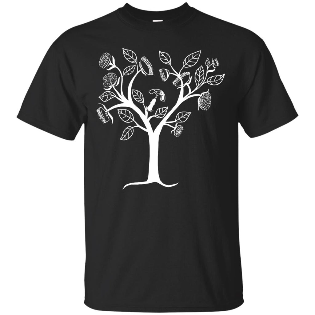 Grooming Tree Horse Tshirt For Equestrian Lovers