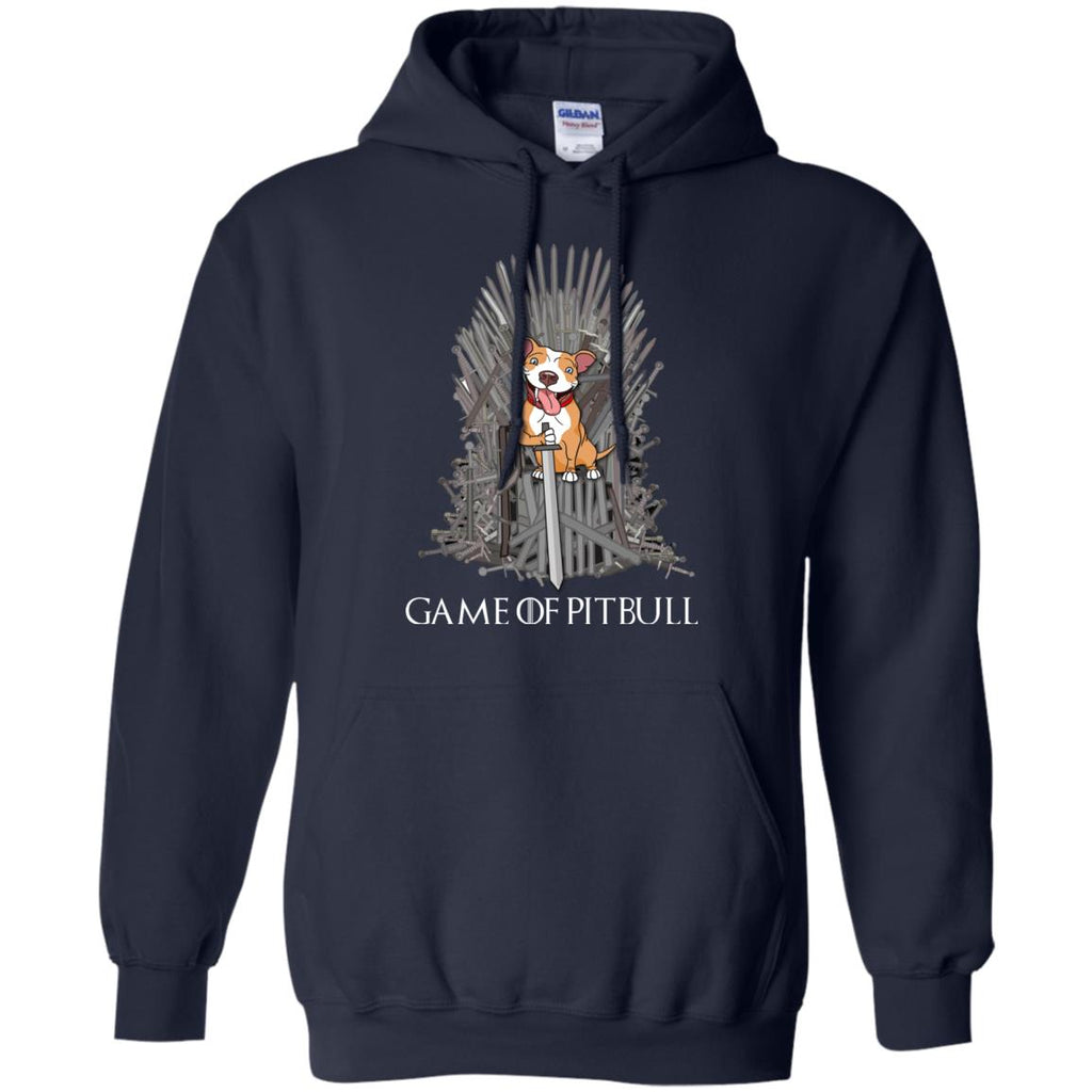 Cute Pitbull Tee Shirt - Game Of Pitbull tshirt is cool gift for your friends
