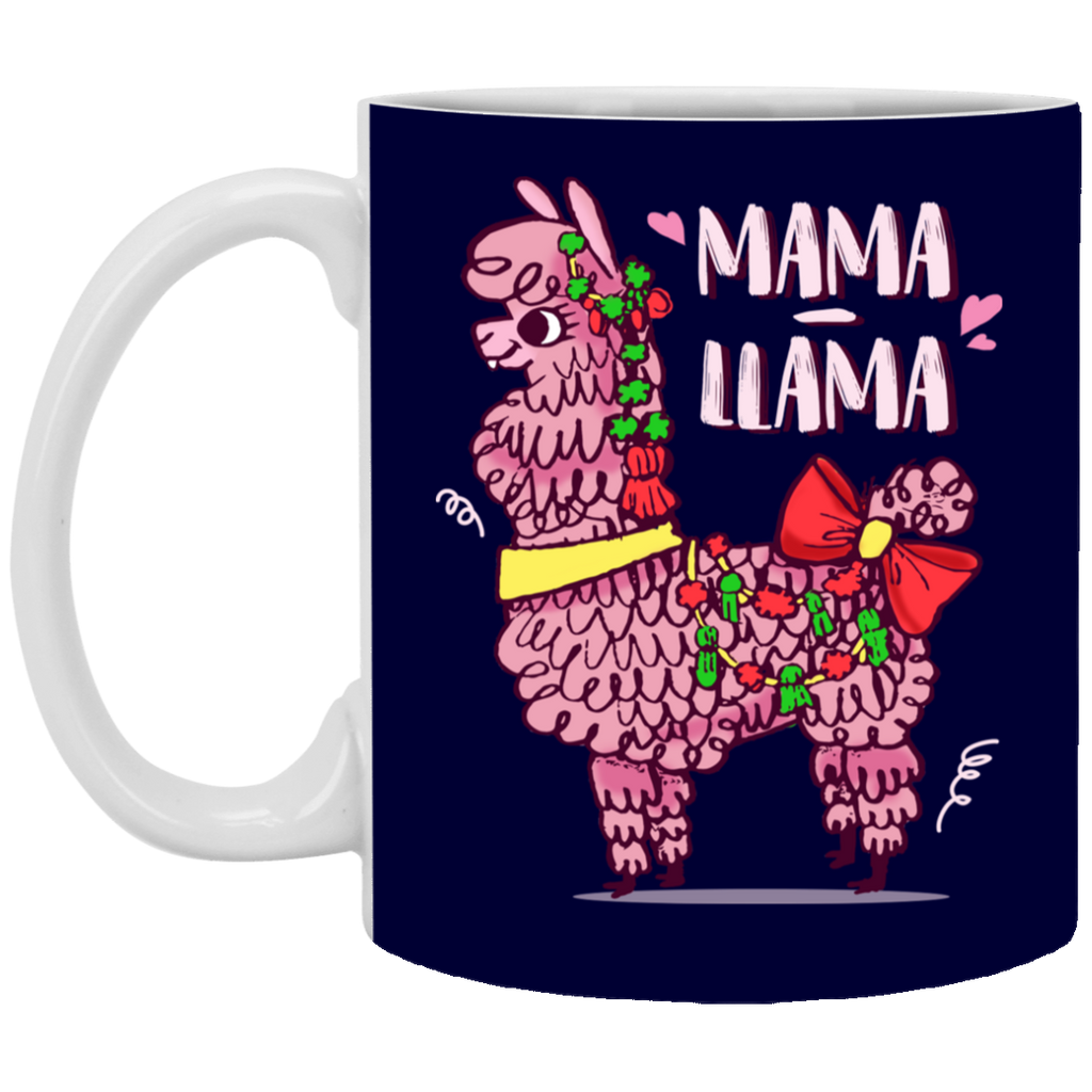 Cool Llama Mama Sweet Love Mugs
