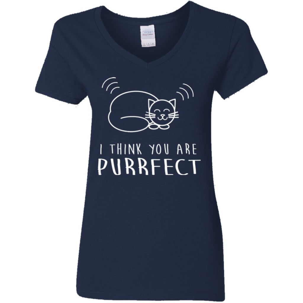 You are purrfect Cat Tshirt For Kitten Lover
