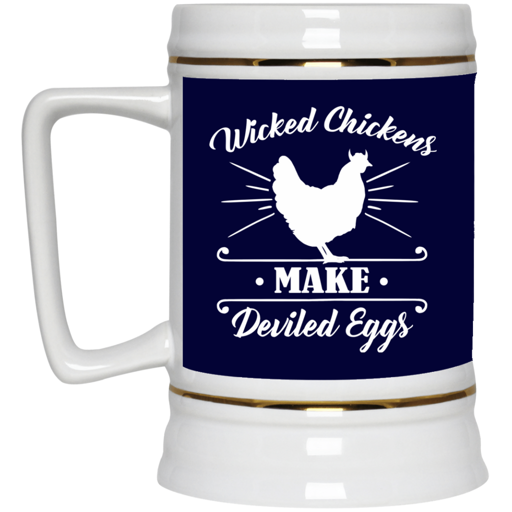 Wicked Chickens Mugs