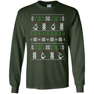 Ugly Sweater Biologist Symbol Tee Shirt