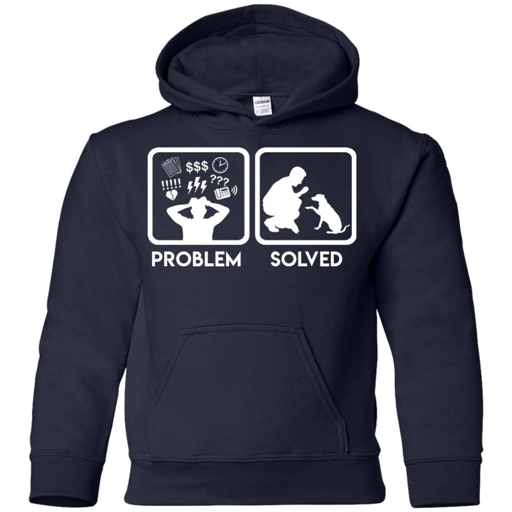 Nice Dog TShirt Problem Solved With Dog is best gift for you