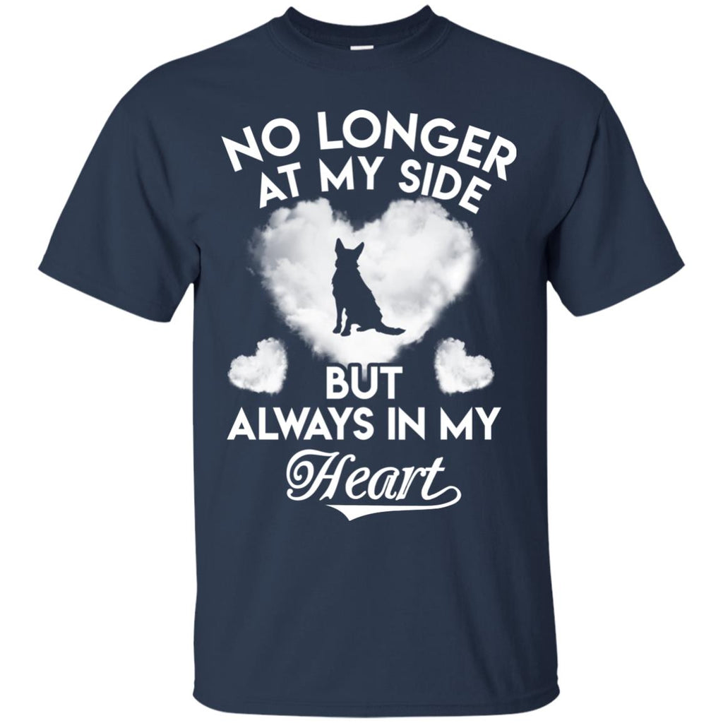 No Longer At My Side But Always In My Heart Husky Tshirt For Siberian Dog Lover