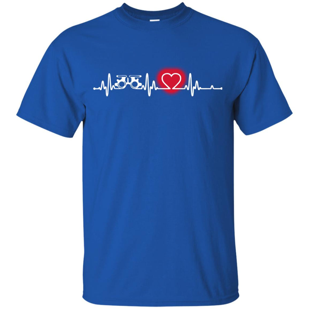Heart Beat Red Optometrist Tshirt For Lover
