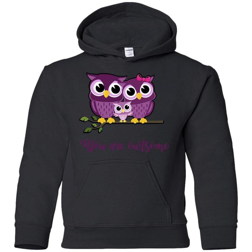 You Are Owlsome Cute Owl Tshirt For Wild Animal Lover