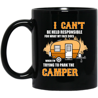 I'm Trying To Park The Camper Mugs