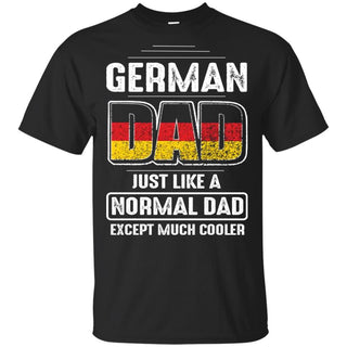 I Am A Special German Dad In Cool T Shirt