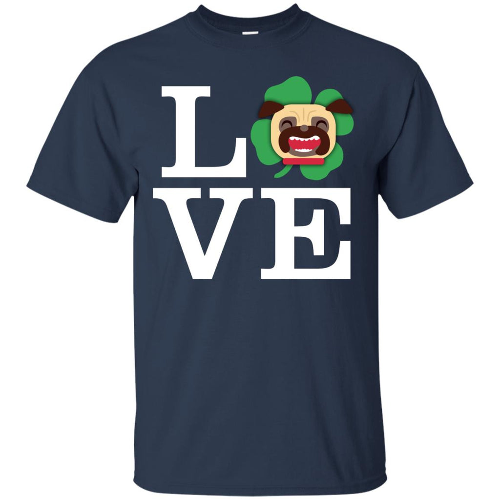 Funny Pug Tshirt Love Animals Pugy Dog Gift