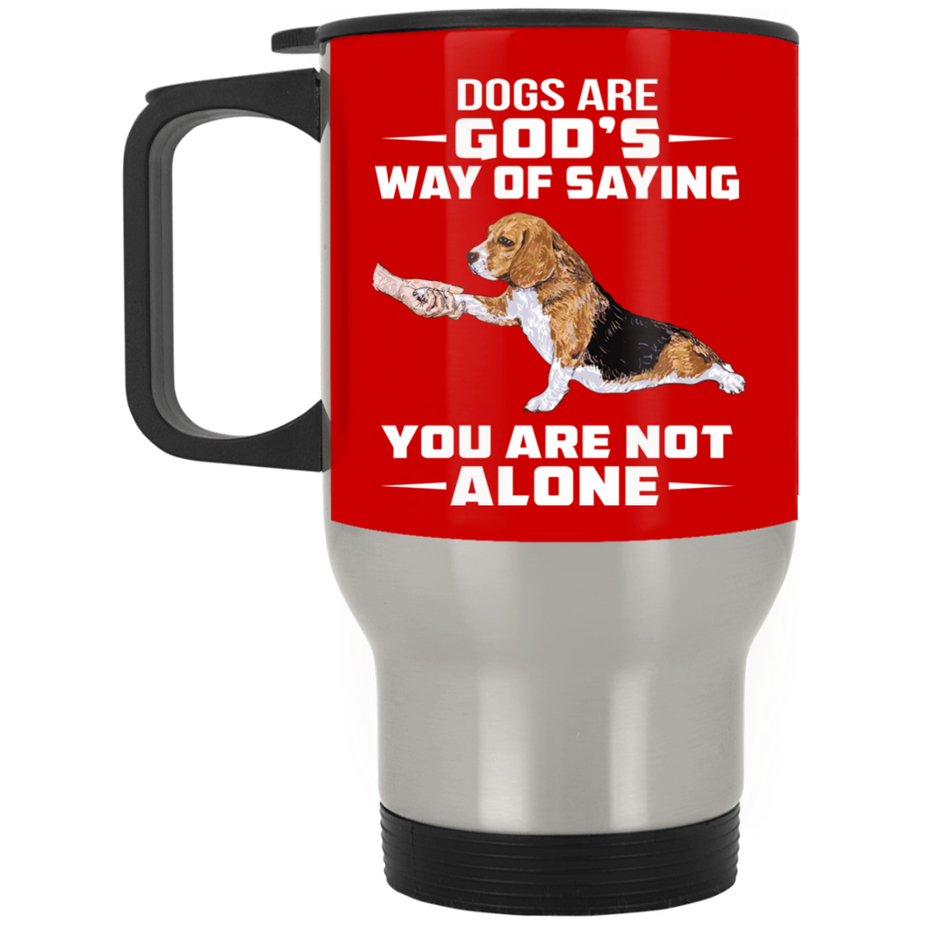 Dogs Are God's Way Of Saying Beagle Mugs