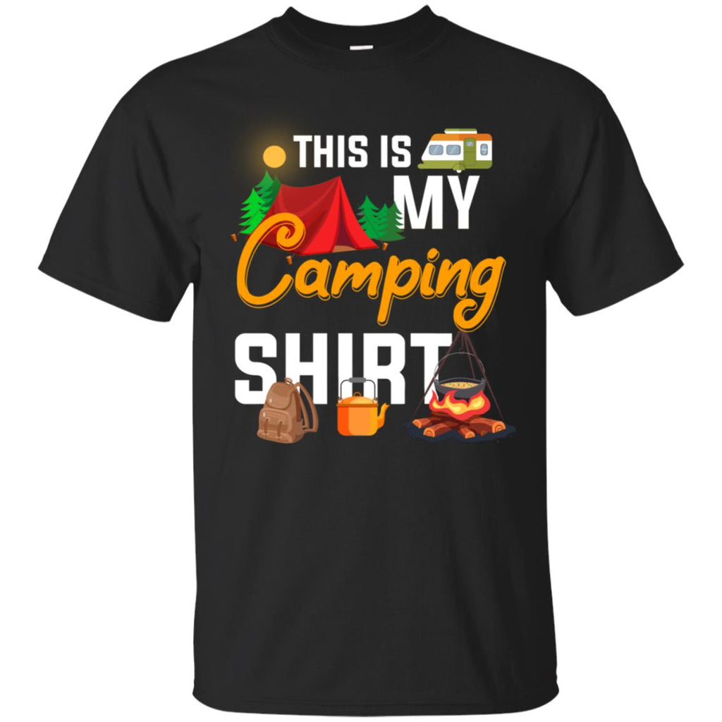 This Is My Camping T Shirt