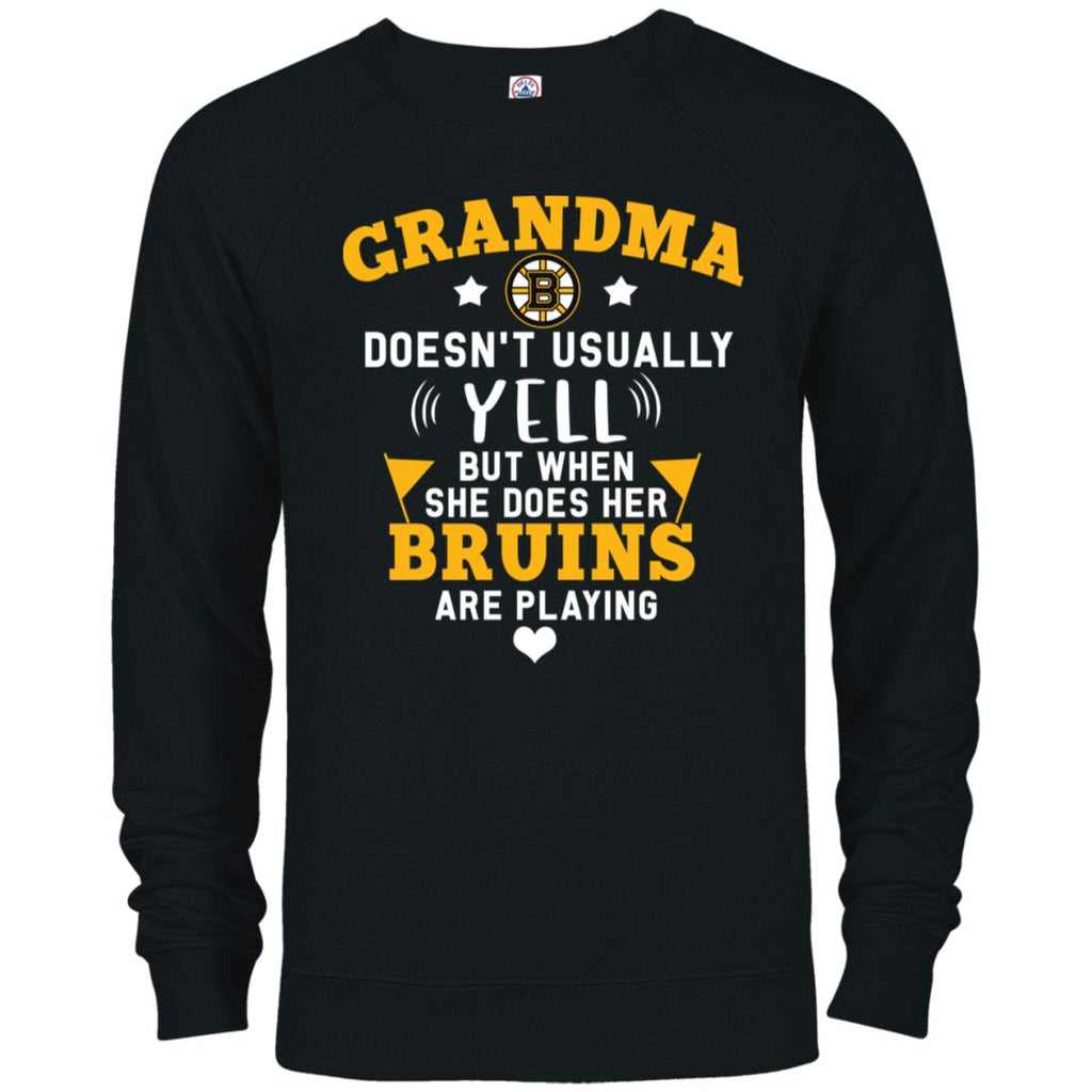 Cool But Different When She Does Her Boston Bruins Are Playing T Shirts