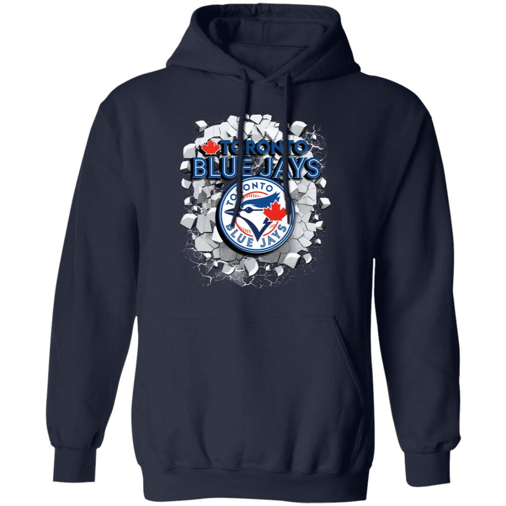 Amazing Earthquake Art Toronto Blue Jays T Shirt