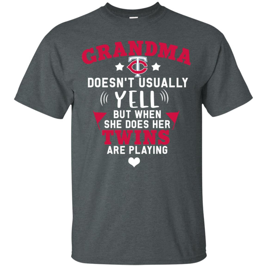 Cool But Different When She Does Her Minnesota Twins Are Playing Tshirt