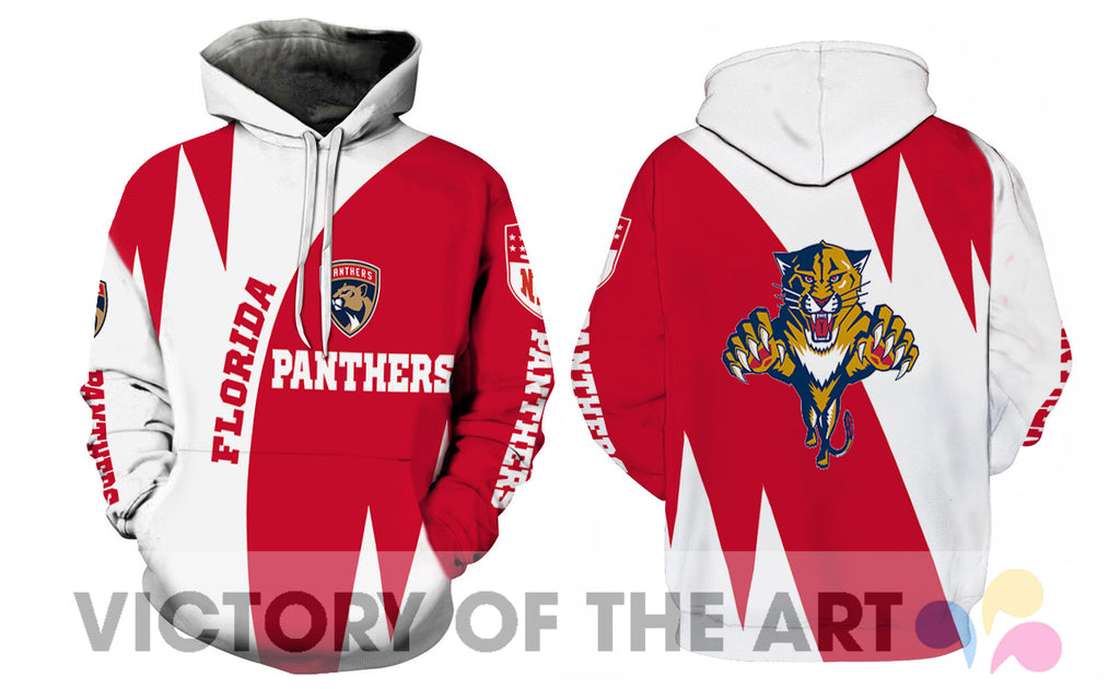 Stronger With Unique Florida Panthers Hoodie