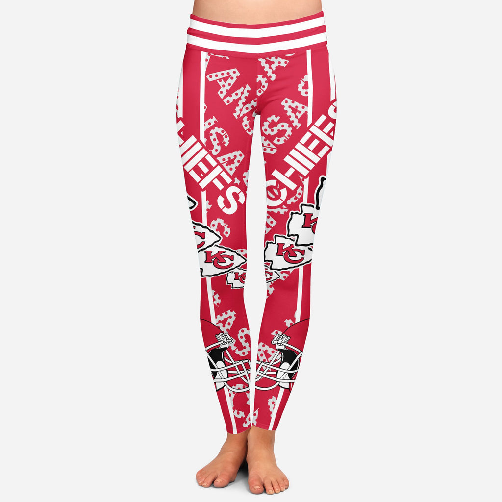 Sign Marvelous Awesome Kansas City Chiefs Leggings