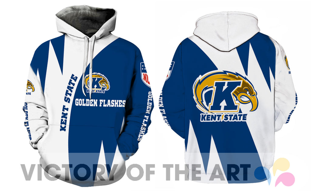 Stronger With Unique Kent State Golden Flashes Hoodie