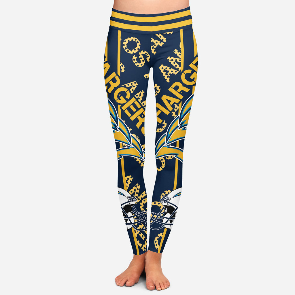 Sign Marvelous Awesome Los Angeles Chargers Leggings