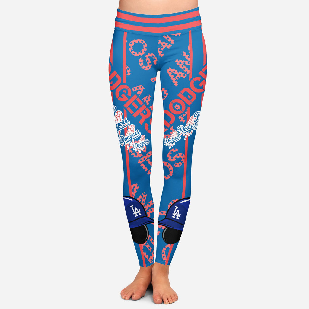Sign Marvelous Awesome Los Angeles Dodgers Leggings