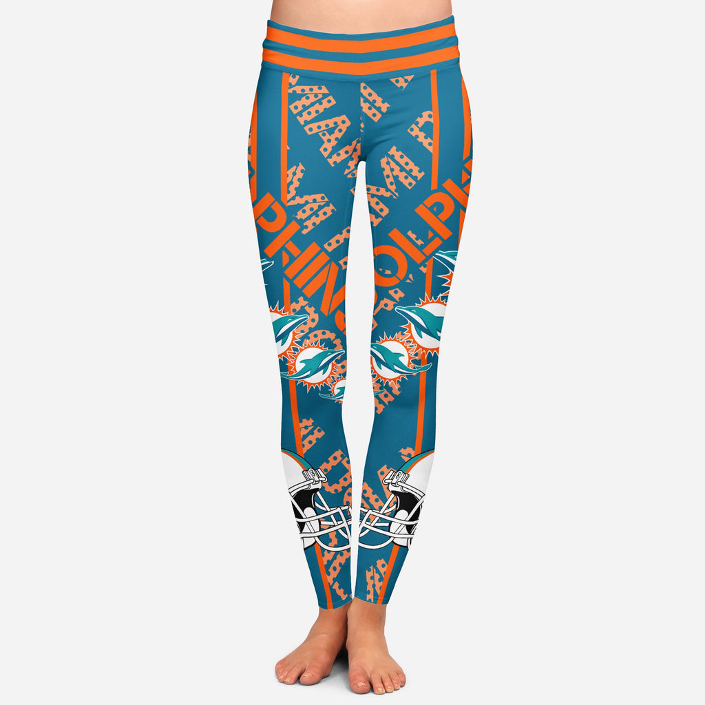Sign Marvelous Awesome Miami Dolphins Leggings