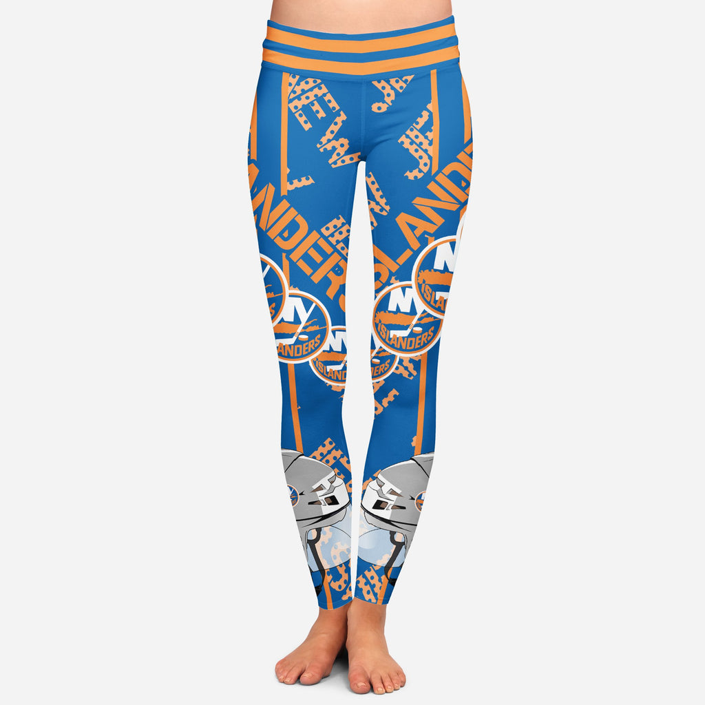 Sign Marvelous Awesome New York Islanders Leggings