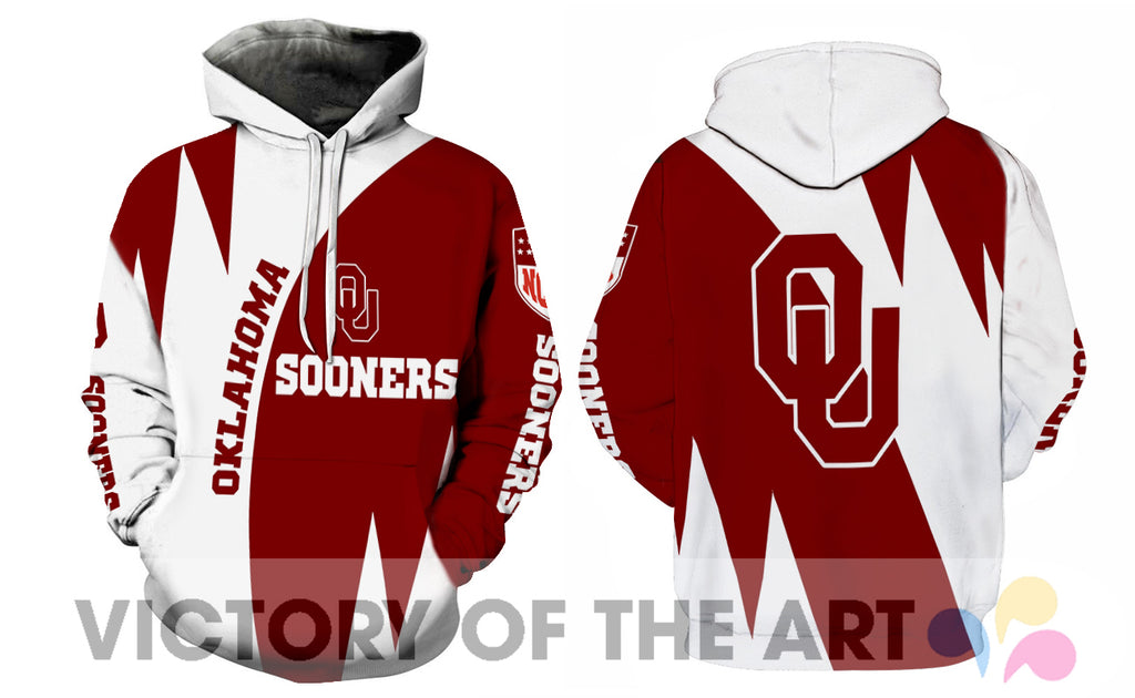 Stronger With Unique Oklahoma Sooners Hoodie