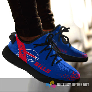 Simple Logo Buffalo Bills Sneakers As Special Shoes