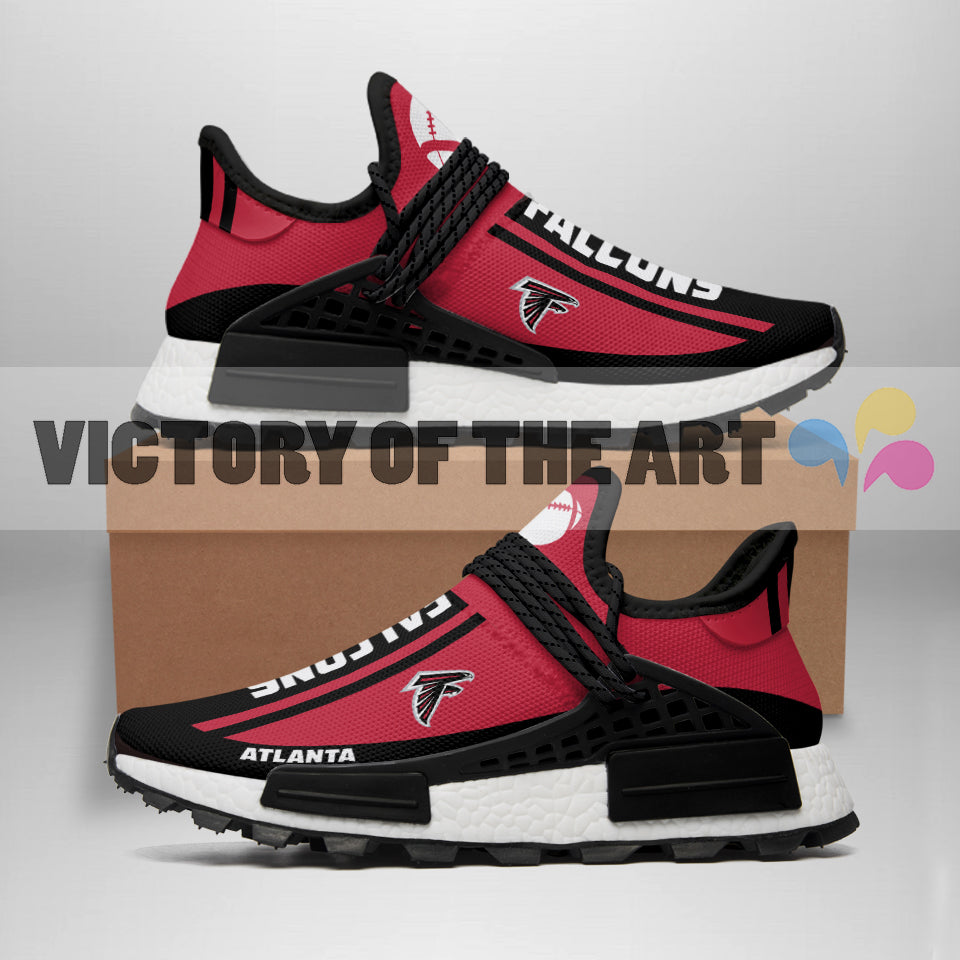 Fashion Unique Atlanta Falcons Human Race Shoes