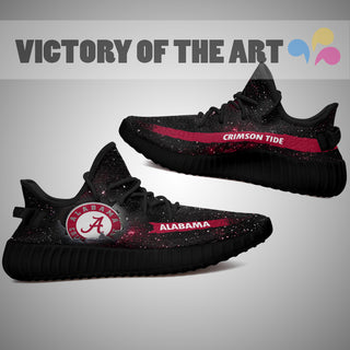 Art Scratch Mystery Alabama Crimson Tide Shoes