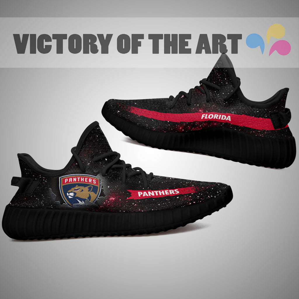 Art Scratch Mystery Florida Panthers Shoes Yeezy