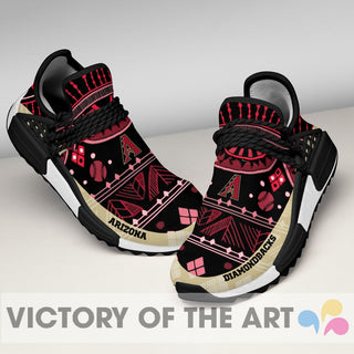 Wonderful Pattern Human Race Arizona Diamondbacks Shoes For Fans