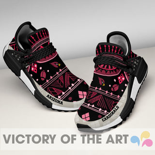 Wonderful Pattern Human Race Arizona Cardinals Shoes For Fans