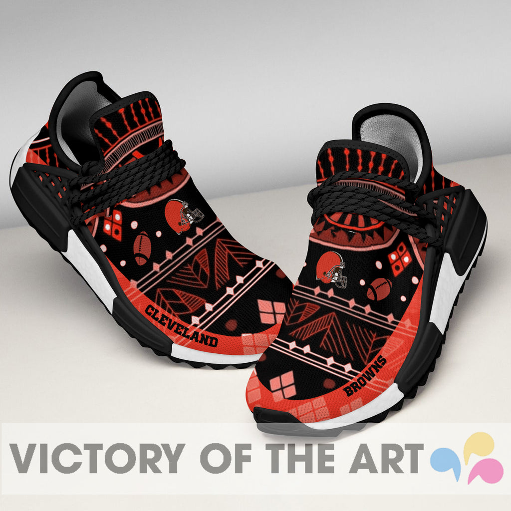 Wonderful Pattern Human Race Cleveland Browns Shoes For Fans