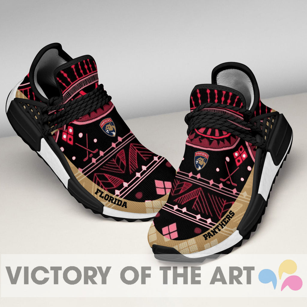 Wonderful Pattern Human Race Florida Panthers Shoes For Fans