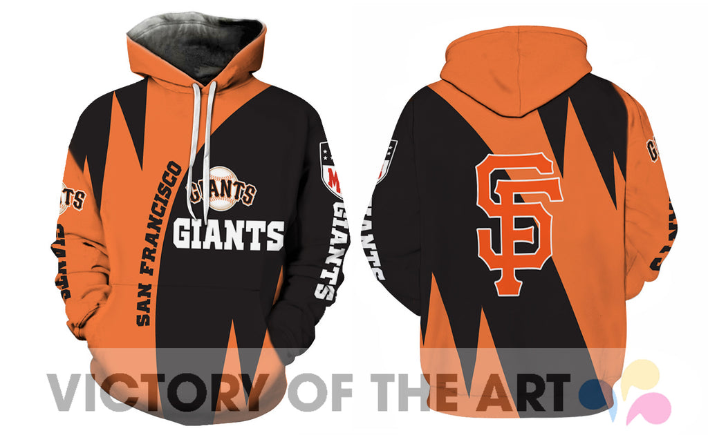 Stronger With Unique San Francisco Giants Hoodie