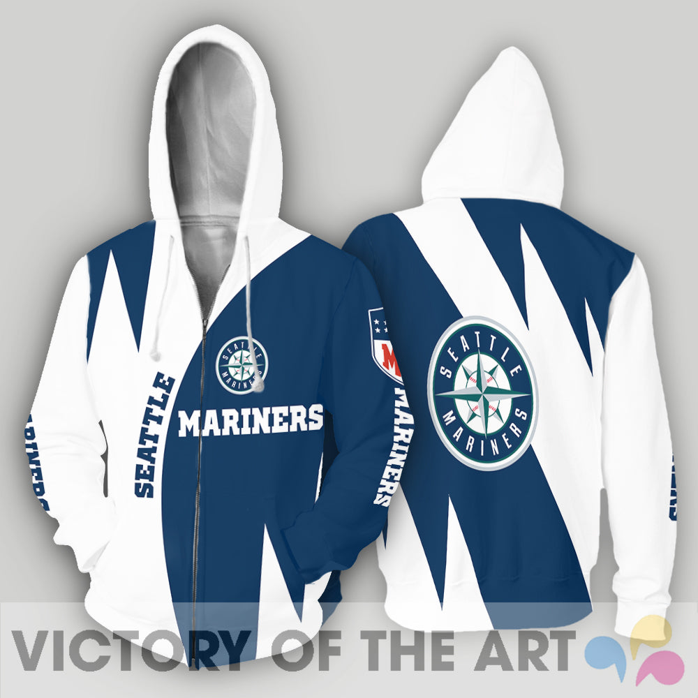Stronger With Unique Seattle Mariners Hoodie