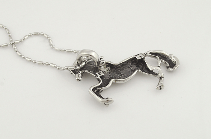 Stainless Steel Horse Necklaces