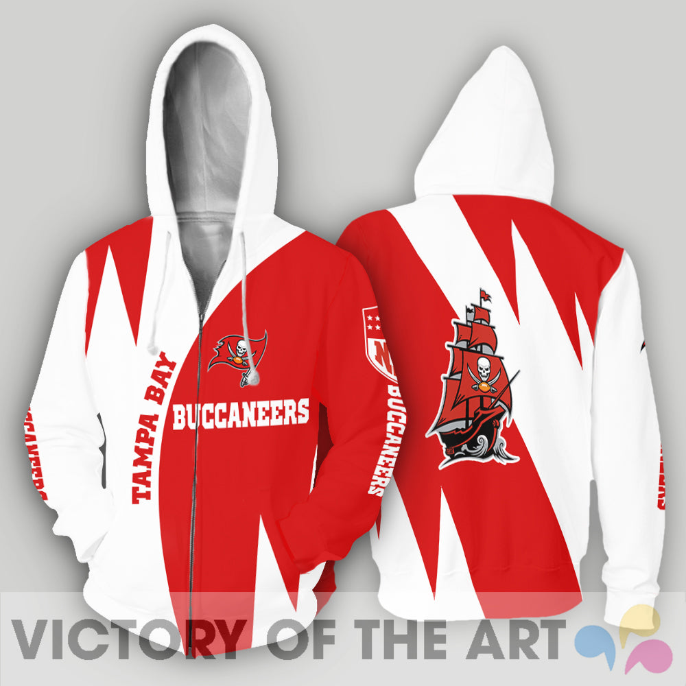 Stronger With Unique Tampa Bay Buccaneers Hoodie