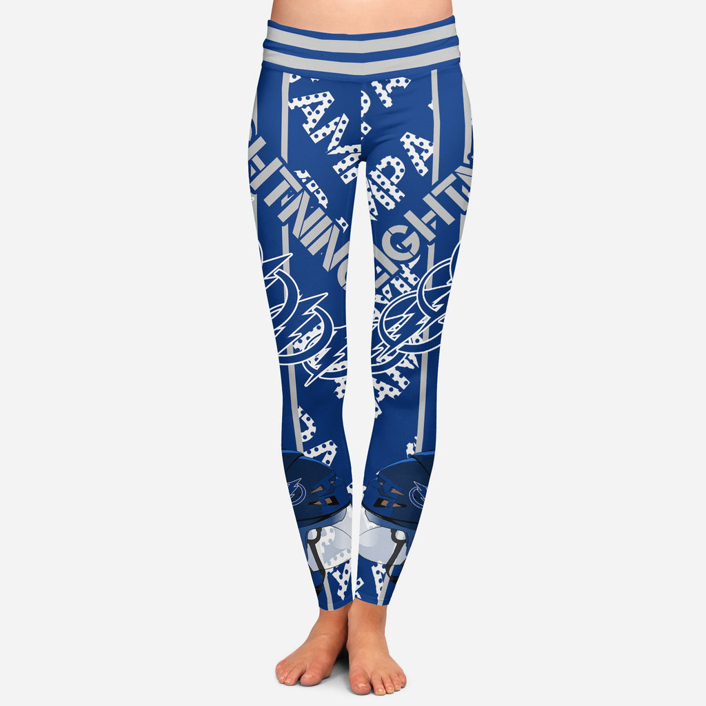 Unbelievable Marvelous Awesome Tampa Bay Lightning Leggings